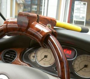 Sistemas antirobo para coches
