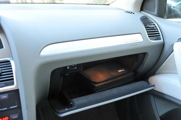 hay  llevar en la guantera del coche