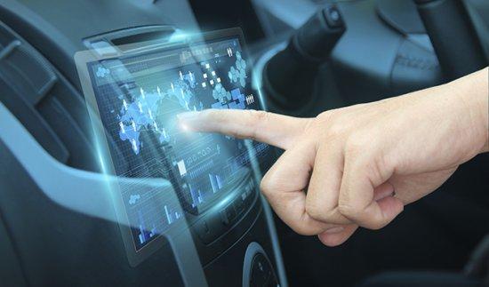 nuevas tecnologías en los coches
