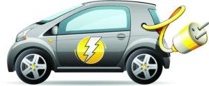 Los automóviles eléctricos del momento