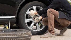 ¿Cuando es necesario reemplazar una rueda dañada?